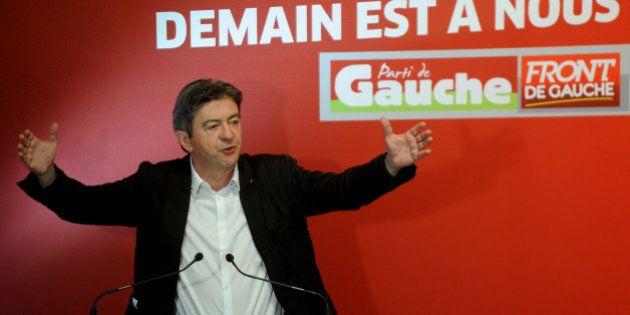Mélenchon: après la gauche, Hollande