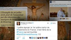 Le martyre de Jacques Hamel n'en fera pas officiellement un