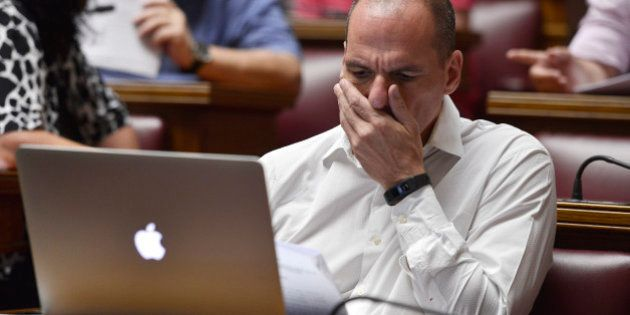 Crise de la dette : Le plan B fou sur lequel Yanis Varoufakis travaillait en secret pour sauver la