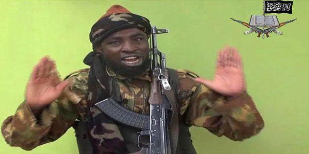 Le chef de Boko Haram proclame un