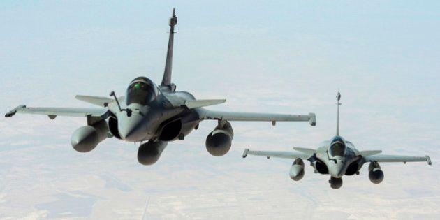 Guerre en Irak: la France a procédé à ses premières frappes contre l'Etat