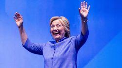 Clinton désignée candidate démocrate, la course définitivement terminée pour