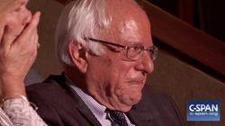 Sanders en larmes après l'intervention de son frère à la convention