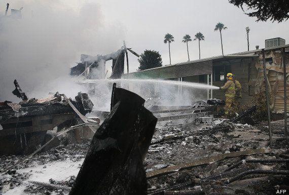 PHOTOS. L'état d'urgence déclaré en Californie après un séisme de magnitude
