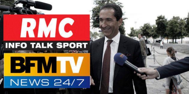 Patrick Drahi va racheter NextRadioTV, avec la chaîne BFMTV et la radio