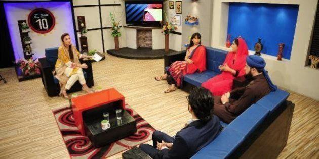 Une émission qui parle de sexe au Pakistan ? Une chaîne lève le voile sur les