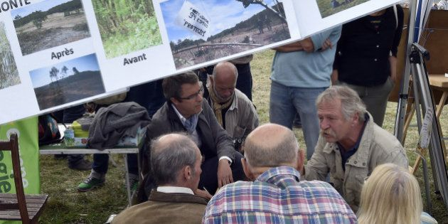 Barrage de Sivens: la procédure d'infraction lancée par Bruxelles conforte les écolos