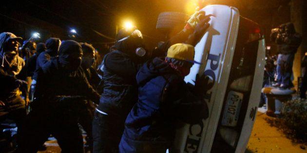 Les émeutes de Ferguson, du pain bénit pour la Russie et ses