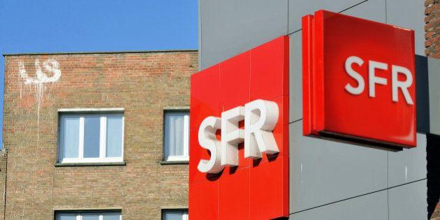 SFR veut supprimer 5000 emplois en 2017, soit un tiers de ses