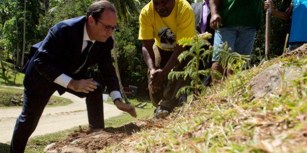 François Hollande et l'écologie, une nouvelle histoire d'amour pour la fin du