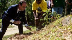 Hollande parie sur le vert d'ici à