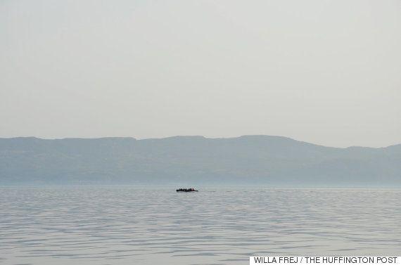 Le sauvetage de 26 réfugiés en pleine Mer Égée filmé à 360 degrés