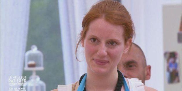 Finale du meilleur pâtissier: Anne-Sophie gagnante du concours de