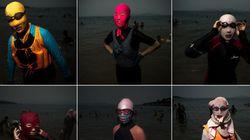 Le facekini fait fureur sur les plages