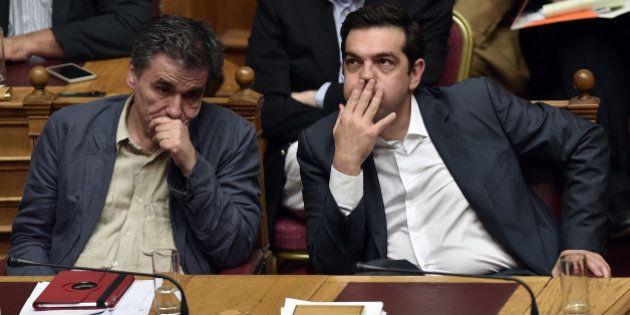 Grèce : Le plan B secret de Yanis Varoufakis gêne Syriza et enrage