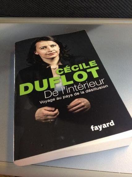 Cécile Duflot a eu raison d'écrire De