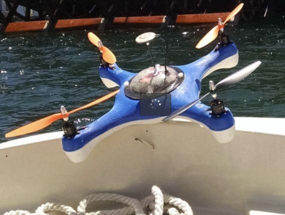 Ces drones qui surveillent la