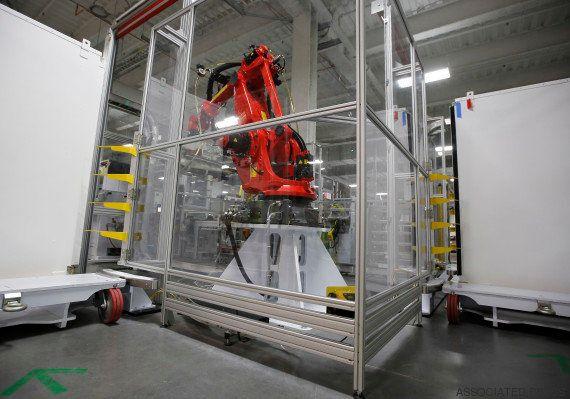 La Gigafactory de Tesla, le pari risqué d'Elon Musk pour révolutionner la voiture