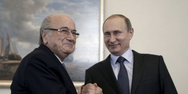 Sepp Blatter mérite le prix Nobel, selon Vladimir