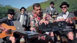 Stromae interpellé par la police américaine en plein