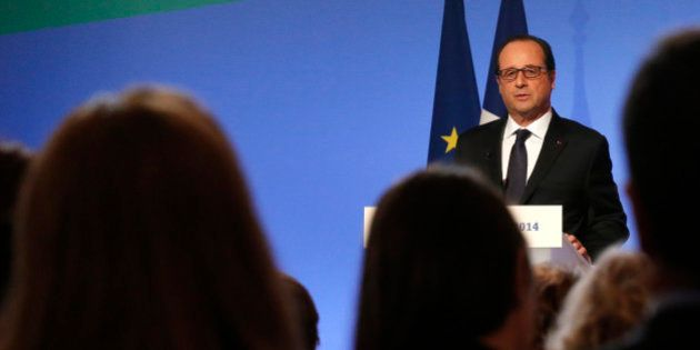 Conférence environnementale: ce qu'il faut retenir du discours de François