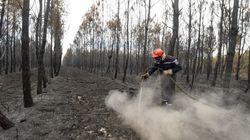 Incendie en Gironde: vers un