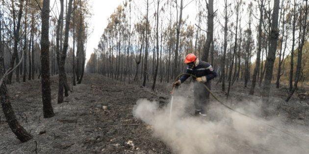 Incendie en Gironde : vers un