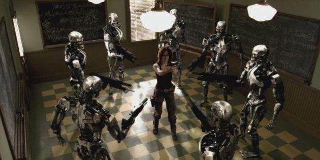 Robots tueurs : Musk, Hawking et Chomsky veulent leur