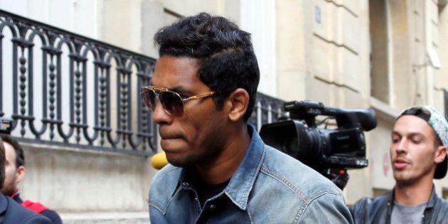 Brandao condamné à un mois de prison ferme pour son coup de tête à Thiago