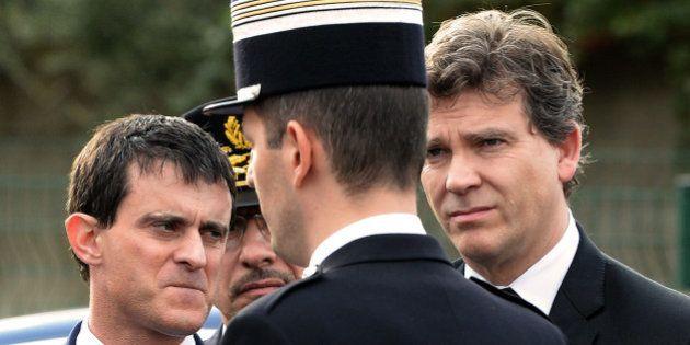 Remaniement : Montebourg-Valls, une histoire politique