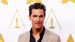 Matthew McConaughey ne ressemble plus à