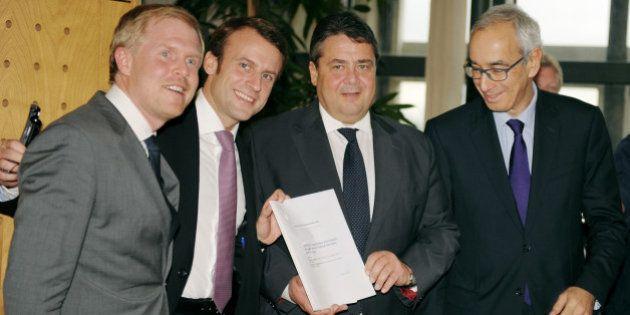 Gel des salaires: le rapport franco-allemand pas si catégorique que
