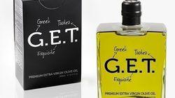 Pourquoi pas une bouteille d'huile d'olive grecque pour les fêtes de fin