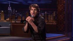 Quand Tom Cruise se la joue