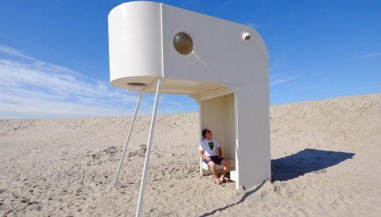 Quand le camping devient une véritable oeuvre d'art à