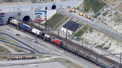 Eurotunnel à Calais: au moins
