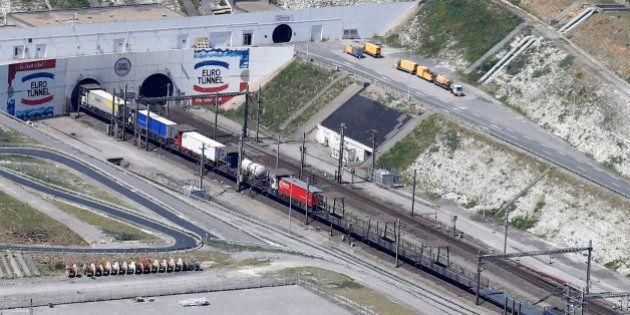 Eurotunnel à Calais : au moins
