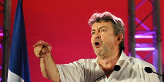 Air France : Jean-Luc Mélenchon relativise les