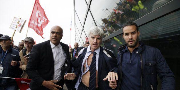Violences chez Air France: une enquête ouverte par le parquet de
