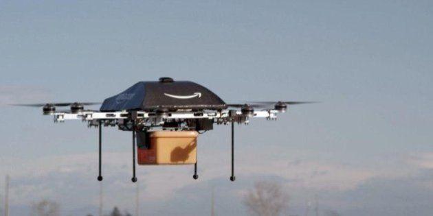 Amazon réclame un couloir aérien distinct pour des drones commerciaux