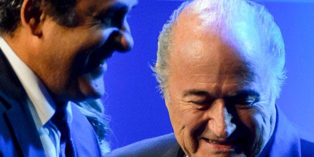 Michel Platini candidat à la présidence de la