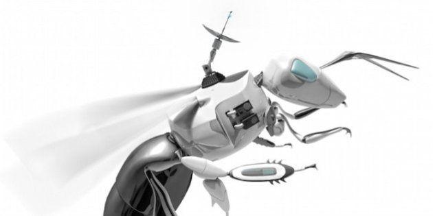 Des robots-animaux au secours de la planète