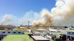 L'aéroport de Rome-Fiumicino perturbé à cause d'un