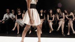 Fashion Week, miroirs