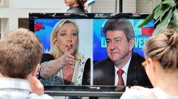 Mélenchon relaxé après avoir qualifié Le Pen de