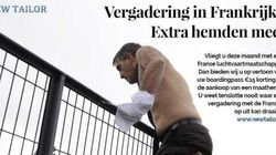 Le coup de pub d'un tailleur néerlandais sur Air