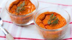 Vite fait, bien fait: Flan de tomates à la