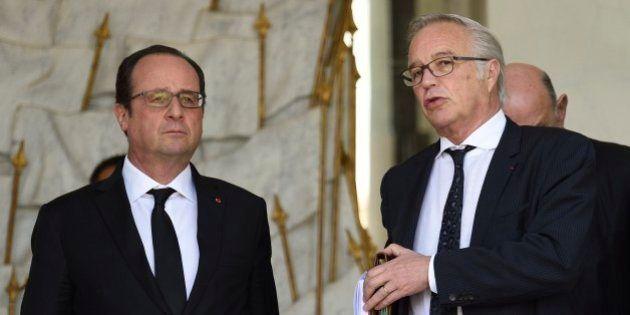 François Rebsamen qui veut redevenir maire de Dijon devrait quitter le