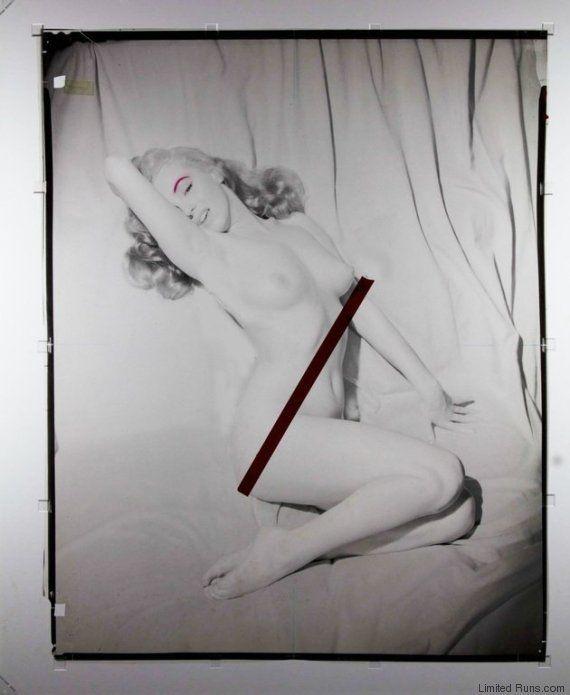 PHOTOS. Marilyn Monroe nue: bien avant Photoshop, cette célèbre photo a aussi été