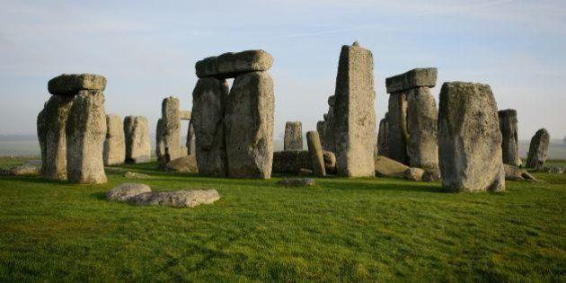 Stonehenge cache d'autres monuments sous